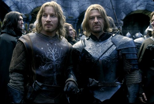 Faramir and Boromir - faramir Photo