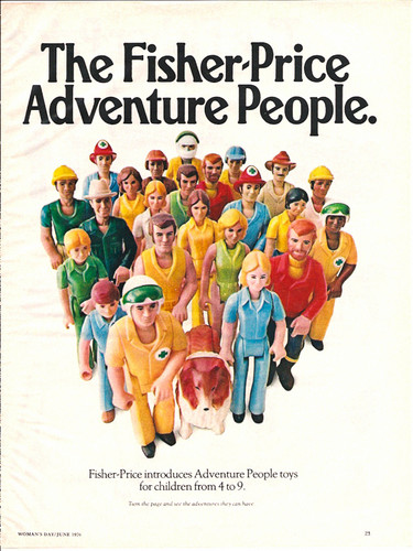 Fisher-Price Adventure People
