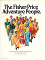 Fisher-Price Adventure People