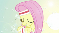 Fluttershy Finished Training