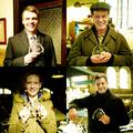 Fringe cast<3