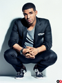 GQ Magazine Cover - aubrey-drake-graham photo