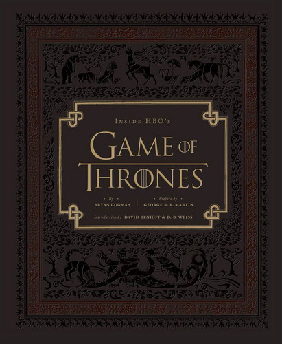 Game of Thrones Companion Book