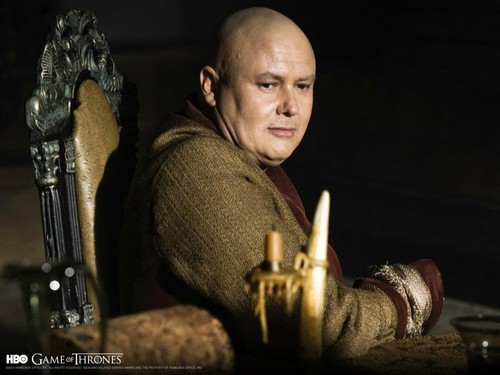 Varys - game-of-thrones Wallpaper