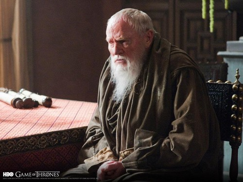 Grand Maester Pycelle - game-of-thrones Wallpaper