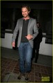 Gerard Butler Smiles at Sur Lounge  - gerard-butler photo