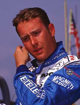 Greg Moore (April 22, 1975—October 31, 1999)