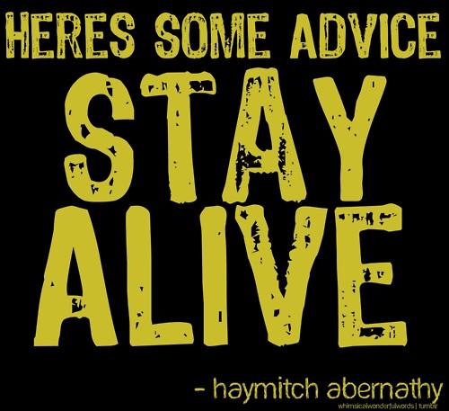 Haymitch & Shizz