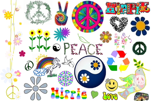 Hippie NO MATTER WHAT :)