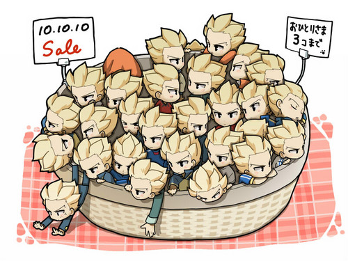 How many Axel are there?