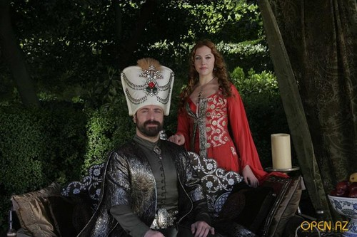 Hurrem Ve Sultan Sulejman