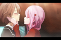 Inori & Shu - guilty-crown photo