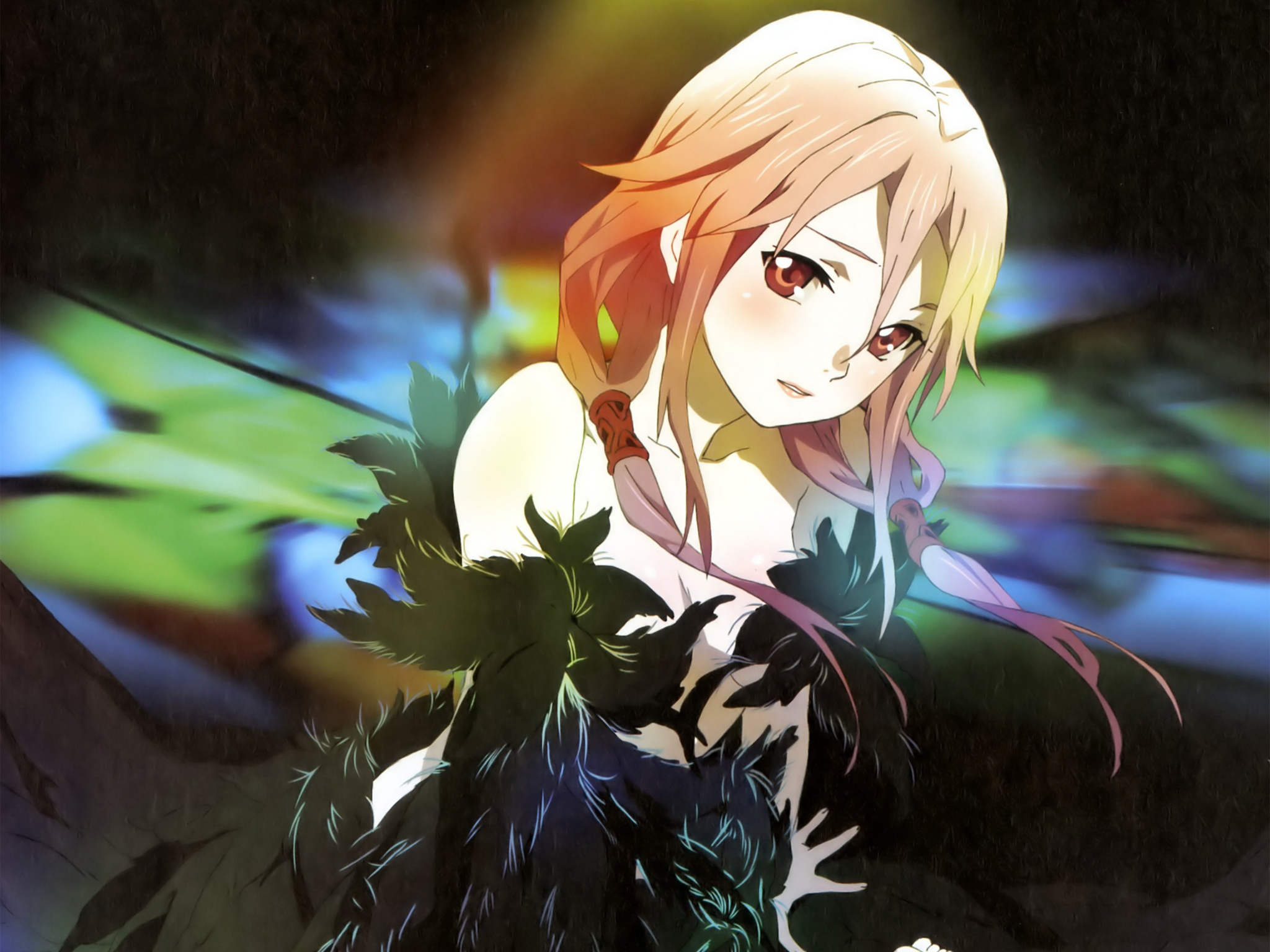 Guilty Crown Wallpaper Inori: Guilty Crown Wallpaper (30182513)
