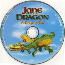 Jane and the Dragon CD DVD - Jane and the Dragon Photo (30139680