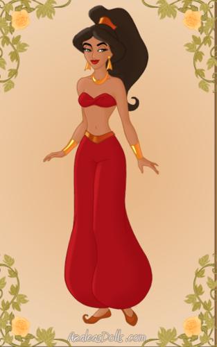 Jasmine's Slave