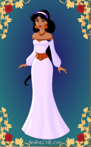 Jasmine's Wedding