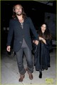 Jason Momoa & Lisa Bonet: Date Night at Eveleigh!