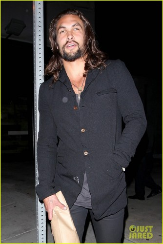 Jason Momoa & Lisa Bonet: tanggal Night at Eveleigh!