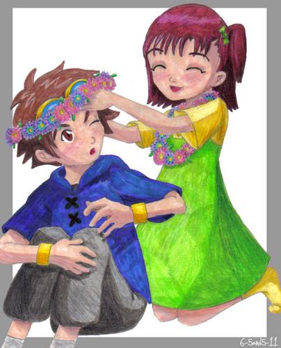 Jeri and takato