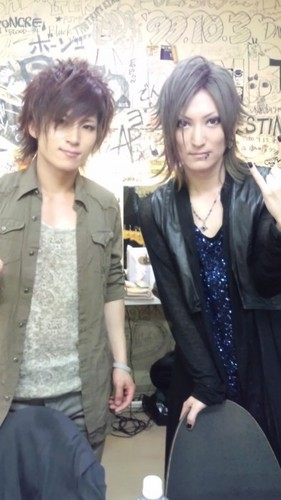 Juri (Deluhi) and Sono
