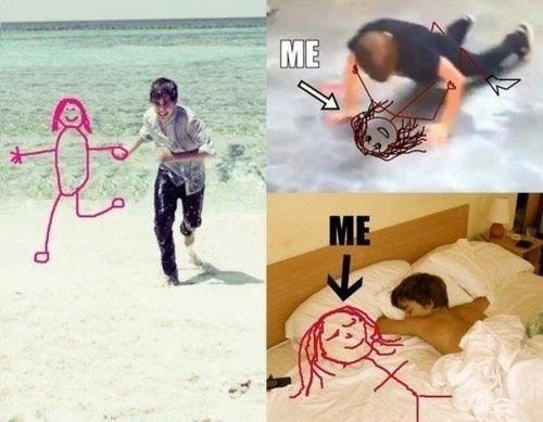 Justin and me jalouse?xD