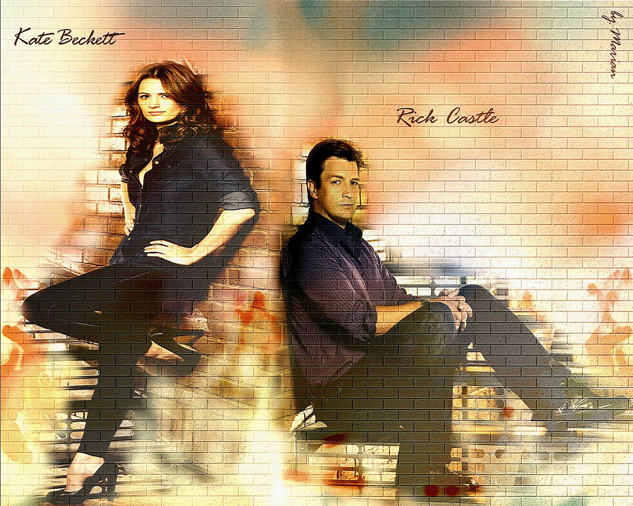 Kate Beckett&Richard 城