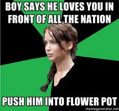 Katniss, LOL