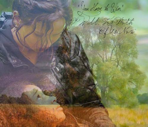 Katniss / Rue
