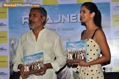 Katrina Kaif at Raajneeti Book Launch