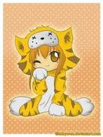 Kisa tiger chibi
