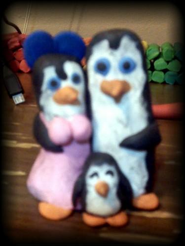 Kowalski, Kam and Baby