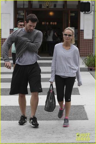 Kristin Chenoweth: Gym Training día