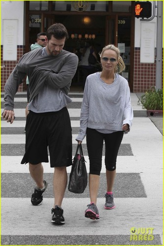 Kristin Chenoweth: Gym Training ngày