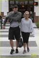 Kristin Chenoweth: Gym Training Day