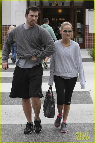 Kristin Chenoweth: Gym Training 日