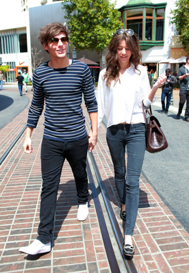 Lou & Eleanor. ♥