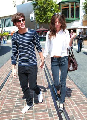 Lou & Eleanor. ♥