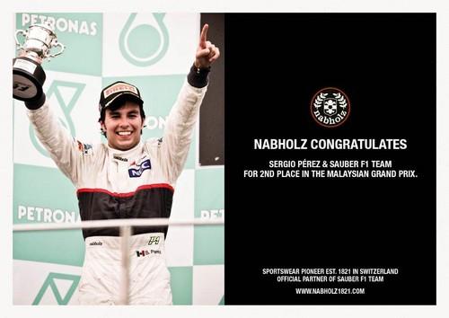 Malasyian GP 2012