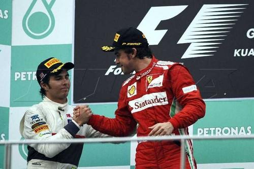 Malaysian GP 2012