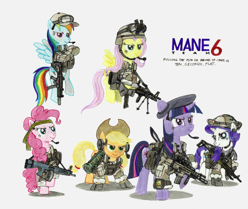 Gallery For gt Mlp Warfare