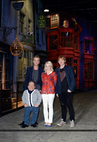 March 29, 2012 - Photocall in Livsden