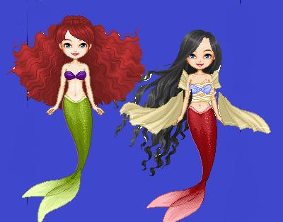 Melody+Ariel