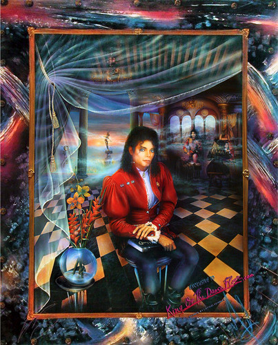 "Michael Jackson ""The Book"" 1989 - michael-jackson Photo"