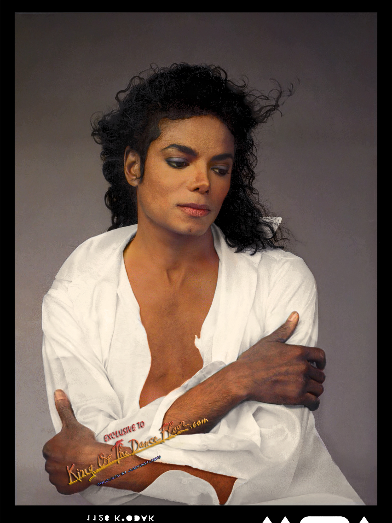 MichaelJackson by  Annie Leibovitz Photoshoot 1989 - michael-jackson photo