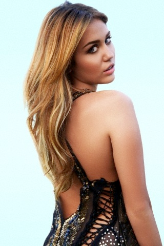 Miley  - Marie Claire - Photoshoots 2011