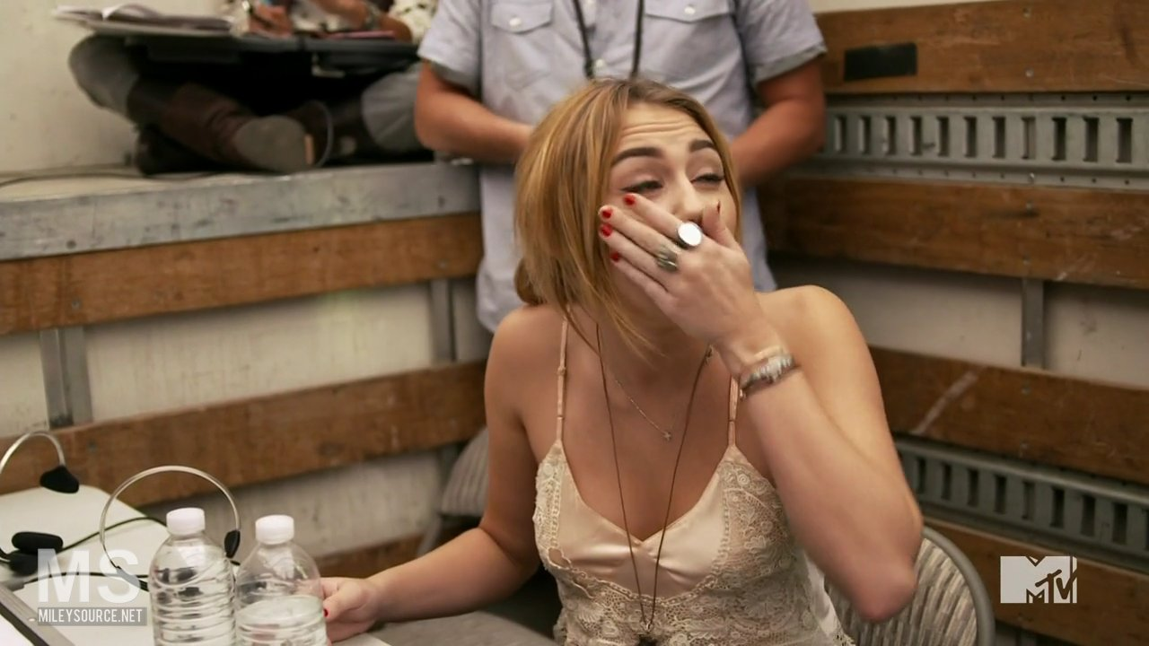 Miley On Punk'd ♥