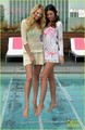 Miranda Kerr: VS Swim Collection Launch with Candice Swanepoel - miranda-kerr photo