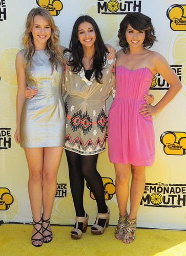 Naomi & Lemonade Mouth