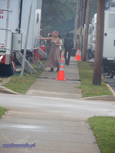 "New on set pics from TVD 3x20: ""Do Not Go Gentle"""