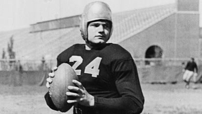 Nile Clarke Kinnick, Jr(July 9, 1918 – June 2, 1943)